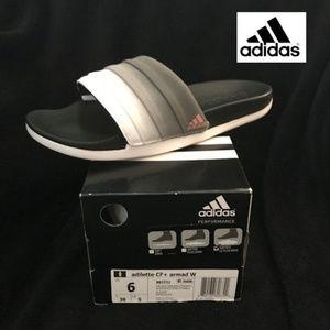 Adidas Adilette CF+ Armad Slides Size 6